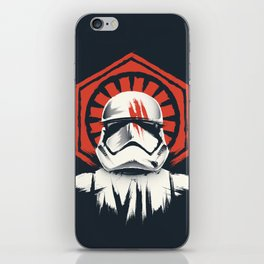 First Order iPhone Skin