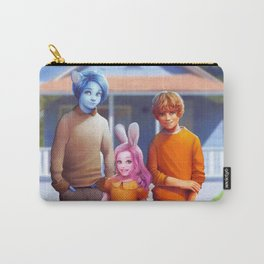 Realistic Gumball Carry-All Pouch