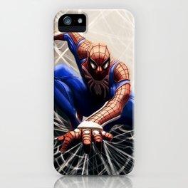 Webslinger iPhone Case