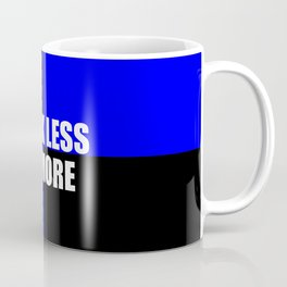 think less do more quote Coffee Mug
