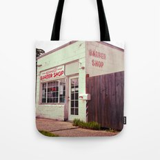 Norma's Barber Shop Tote Bag