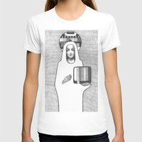 madonna T-shirts featuring tv madonna by Oxxygene