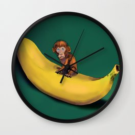 Stop Being Greedy Wall Clock
