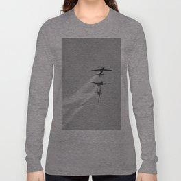 Aerobatic aircrafts Long Sleeve T-shirt