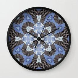 Habitats Wall Clock