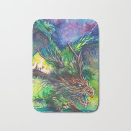 Guardian Dragon Bath Mat