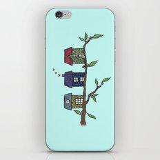 Treehouses iPhone & iPod Skin