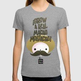 macho mostacho  T-shirt