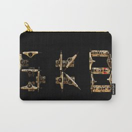 Sk8 typography Carry-All Pouch