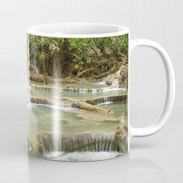 Zen Waterfalls Harmony #2 Coffee Mug