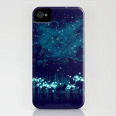 Cosmic Safari Slim Case iPhone (4, 4s)
