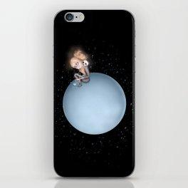 Lost in a Space / Uranusia iPhone Skin