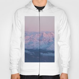 Perfect sunrise in South Tyrol - Landscape and Nature Photography Hoody