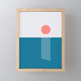 Sunlight No.1 Framed Mini Art Print