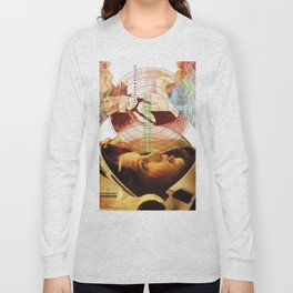 MUSICAL SEASONS. CLIPPINGS UNTITLED (series) Long Sleeve T-shirt