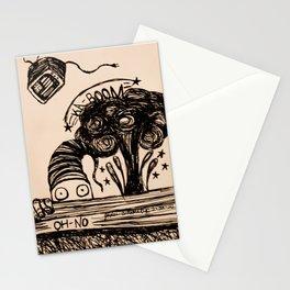 KA-BOOM Stationery Cards
