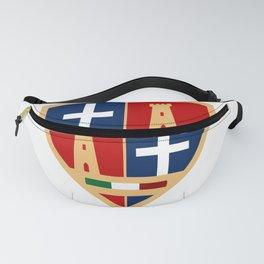 Sassari - crest Fanny Pack