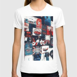 Posters Art Jeans T-shirt