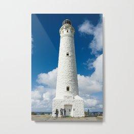 Cape Leeuwin Lighthouse, Augusta, Western Australia Metal Print
