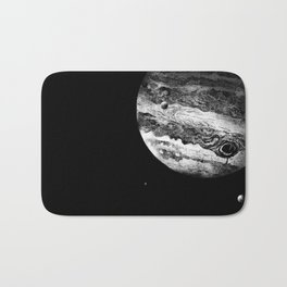 Jupiter & 3 Minions Bath Mat