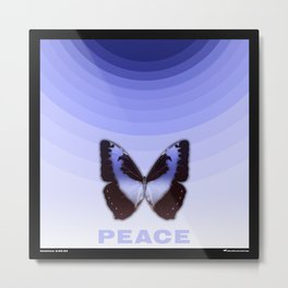 Fruit of the Spirit, Peace Metal Print