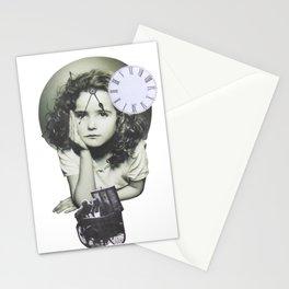 Nostalgía del futuro Stationery Cards