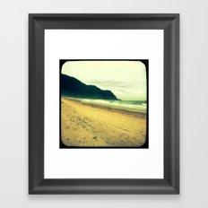 Wind & Sea Framed Art Print