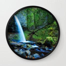 Photo California USA Kern River Nature stone River Wall Clock