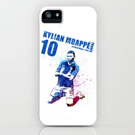 WORLD CUP 2018  FRANCE #blue 10 #2 iPhone Case