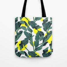 Tropical '17 - Fresh [Banana Leaves] Tote Bag