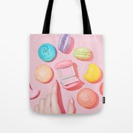 i macaron Tote Bag