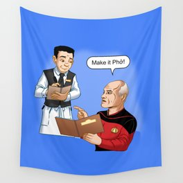 Make it PHO! Wall Tapestry