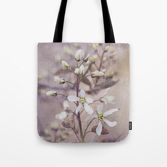 Vintage Spring flowers Tote Bag
