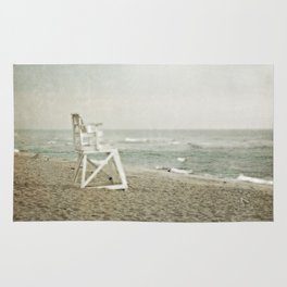 Lifeguard Chair at Dawn Rug
