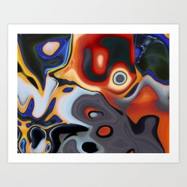 Toucan's Soul Art Print