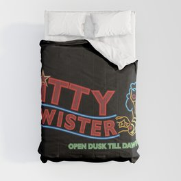 Titty Twister Comforters