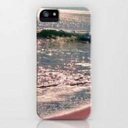 Sparkle Morning Sea iPhone Case