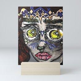 Warrior Princess Mini Art Print