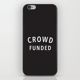 Crowd Funded iPhone Skin
