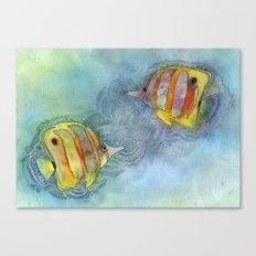 Plenty More Fish in the Sea Canvas Print
