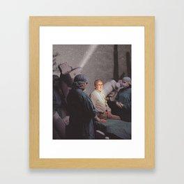 Where Am I? Framed Art Print