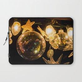 Christmas Lights Laptop Sleeve