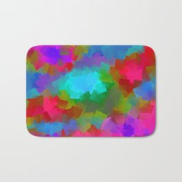 Frosted at heart ... Bath Mat