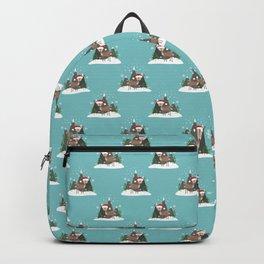 Christmas Deers Backpack