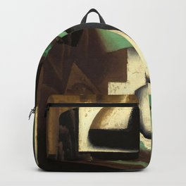 "Juan Gris ""La Grappe De Raisin"" Backpack"