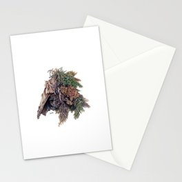 Colors of the Cypress Stationery Cards