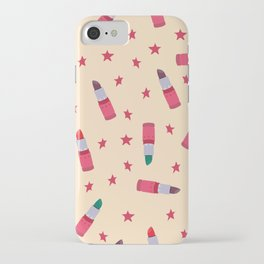 Jeffree Star Lipsticks Party iPhone Case