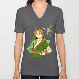 Legend of Elric Unisex V-Neck