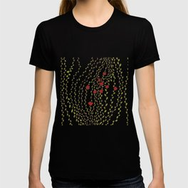 night flowers T-shirt
