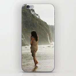 Lay in the Warm Sand All Afternoon iPhone Skin